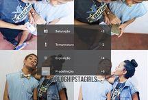 Presets Vsco Cam + dicas para o Instagram