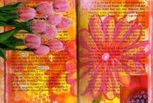 Oodles of doodles / Meditative work