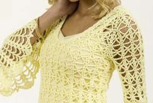 Knitted & crochet fashion 13
