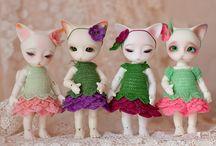 tablero de las muñecas