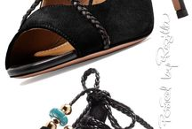 shoes / aqua zurra