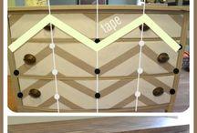 furniture upgrades and repurpose