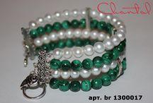Chantal_designer jewelry / Авторские украшение из натуральных камней