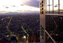 Tokyo / With my bestie Susan Johnson
