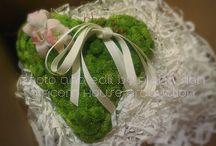 Our partnering florist's work. / The brilliant works by our elite partnering florist