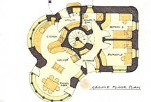 Hobbit house ideas