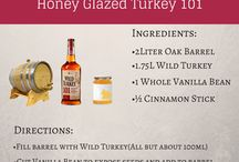 Aging Recipes / Find perfect recipes to make your own custom blends of whiskey in your oak barrel