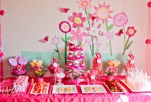 Little girl birthday ideas / Little girls mommys need ideas for there little ones bday / by Ellie Powers