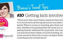 Bigwords' Travel Tips / Escape Travel Tips