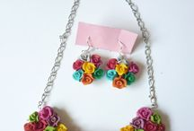 Roses Necklace Jewellery
