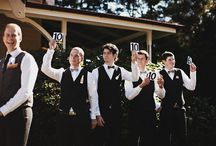 La Wedding Day / by Geni Howe