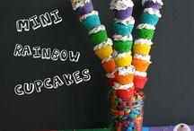 Mini Theme Party Ideas / by Faby Diaz