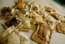 Tea bags / Art