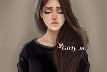 Da ragazza
