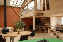 Interiors - Loft