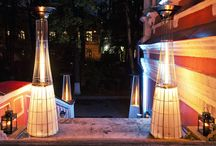 Lightfire - Dolcevita - Patio Heater / A wonderful outdoor garden furniture. Our Luxury Patio Heater.