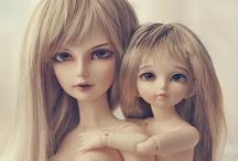Resin Beauty / bjd dolls