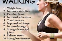 Movement / walk, flow, swim, gentle movement