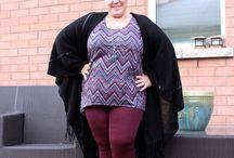SassyPlus Blog / Owner of SexyPlus Clothing Boutique creates Canadian plus size fashion blog named SassyPlus!