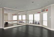 dansestudio hjemme
