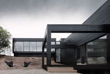 Skandinavian houses