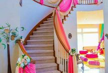 House warming decor