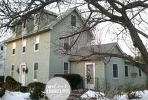 Dear Emmeline: 1910 Home Renovation / Follow along as we renovate our new to us 1910 home. / by Jessica @ Dear Emmeline