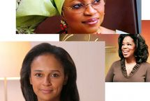 the Black female billionaires!! / This board is about the dynamic creative black female billionaires. From all over the world from Africa to America.