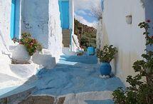 Kythnos - Villages