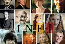 MBTI: INFJs / INFJs from the MBTI personality types.