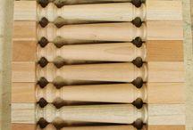 Wood Spindles / Balusters