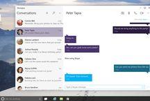 actus, Google Actualité, Une, Windows 10, App, Application, Microsoft, Skype, universelle, Windows 10 Mobile