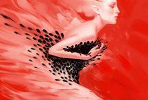 Colours- Red- Vörös