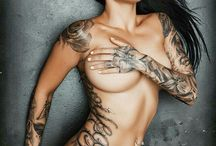 More tattoos/Ink