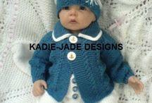 Dojčenské odevy