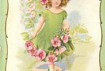 vintage potcards