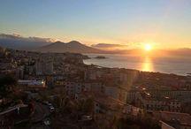 Napoli e dintorni / foto varie di luoghi vicino a napoli