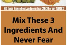Cancer Beating Ingredients