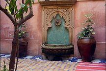 morrocan garden