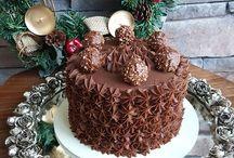 çikolatali pasta