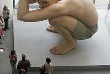 Skulpturer/ kunst