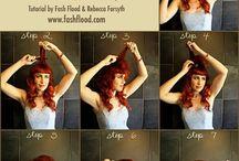 Haar frisuren / Frisuren aller Art