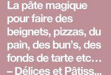 pâte magique
