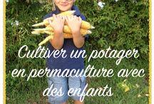 permaculture enfant