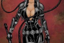 Catwoman tattoo ideas