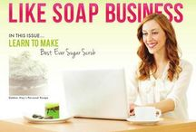 soaping