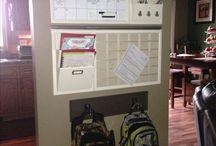organising...pantry/entrance