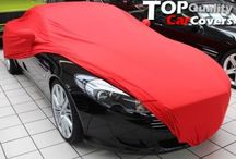 Aston Martin Car Covers / A wide selection of highly protective car covers for all Aston Martin models.