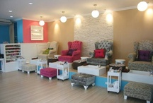 Nail salon ideas