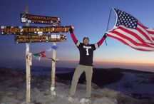 Buffs All Over The World / Send us your pics sporting CU gear from around the world! / by Colorado Buffaloes